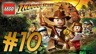 LEGO: Indiana Jones (Original Adventures) Free the Slaves - Part 10 Walkthrough
