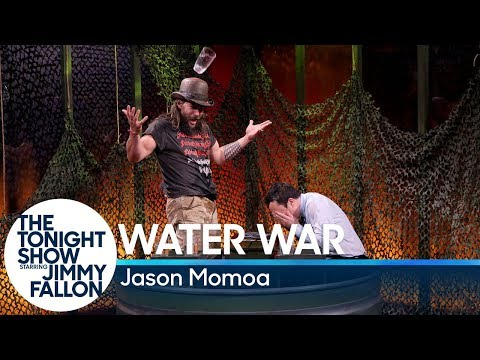 connectYoutube - Water War with Jason Momoa