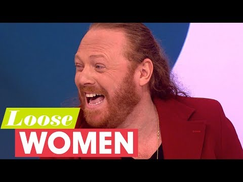 connectYoutube - Keith Lemon Found Some Rather Naughty Items During 'Through the Keyhole' | Loose Women