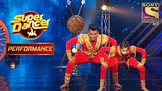 "Prerna And Bharat's Fiery Performance On ""Chale Chalo"" 