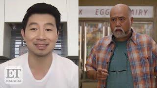 Simu Liu Teases Marvel's 'Shang-Chi', 'Kim's Convenience' S5