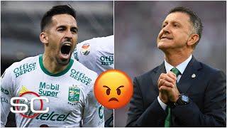 Fernando Navarro REVIENTA a Juan Carlos Osorio por sus declaraciones 'COBARDES' | SportsCenter