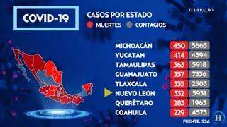 Nuevo León MULTARÁ a quienes NO usen cubrebocas