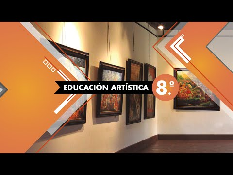 Expresiones del cuerpo # 13, 8.º Educación Artística Lección Educativa