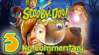 Scooby-Doo ! : First Frights (Wii, PS2) Walkthrough Part 3
