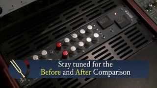 Vintech Audio 609CA Compressor/Limiter pt 2/3: Drum Buss Processing