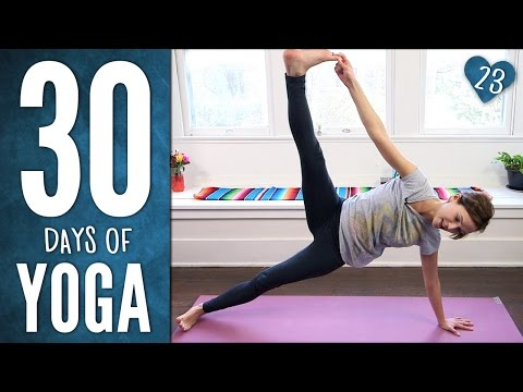 Freedom & Forgiveness - 30 Days of Yoga