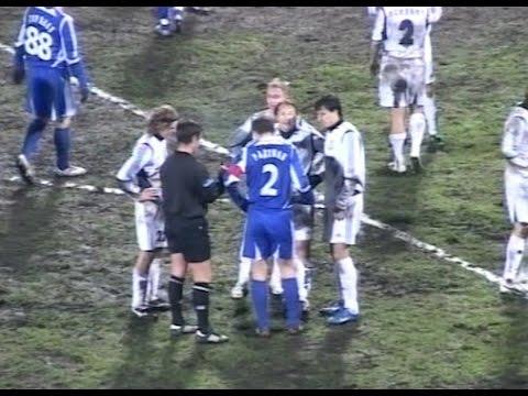 Томь победила Зенит. 2005 год. Архив ТВ2.