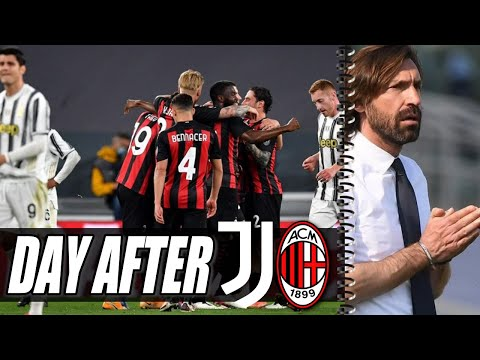 PIRLO RICONFERMATO! PIOLI IS ON FIRE! ZHANG-STIPENDI | Juve-Milan 0-3 day after