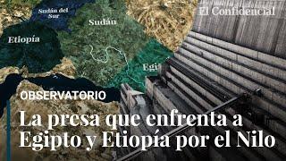 ¿Quién domina el Nilo La guerra del agua entre Egipto y Etiopía por controlar el gran río africano