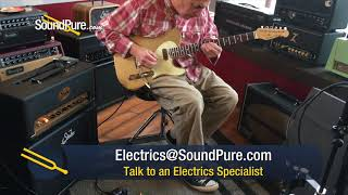 Michael Tuttle Tuned ST Shoreline Gold Electric #483 Quick n' Dirty