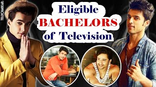 Mohsin, Sidharth, Parth, Shaheer, and other eligible bachelors of television | Whose your favourite? - TELLYCHAKKAR
