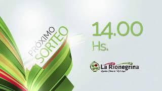 RESUMEN El Primero - Sorteo N° 1324 / 01-06-2020 - La Rionegrina en VIVO