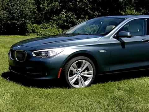 BMW 5 series Gran Turismo  for First timers