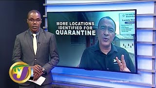TVJ News: More Locations Identified for Quarantine - February 13 2020