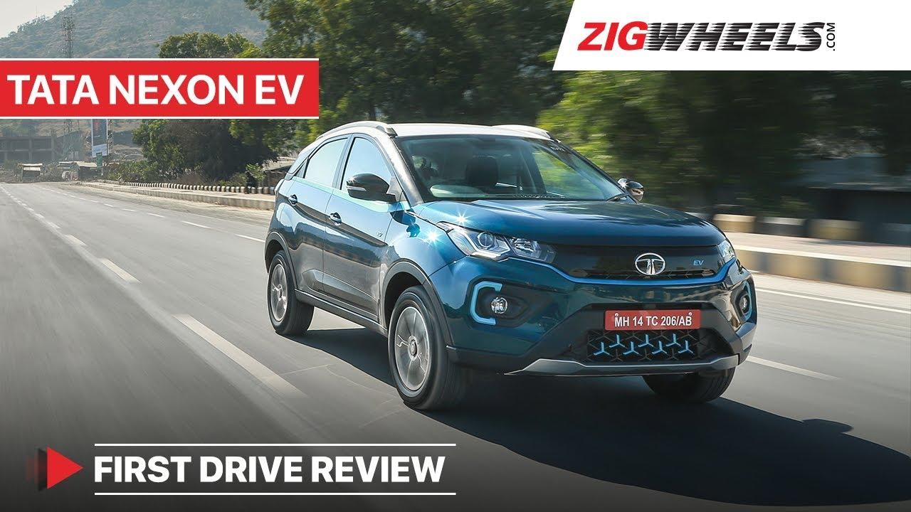 Tata Nexon EV Torture Test Review! | First Drive Test | Zigwheels.com