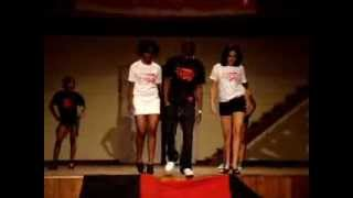 Proud 2B Malawian clothing Saint Andrews Fashion Show 2012
