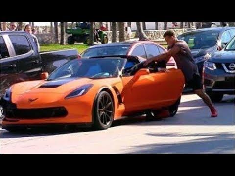 STEALING EXPENSIVE SUPER CAR - SOCIAL EXPERIMENT!