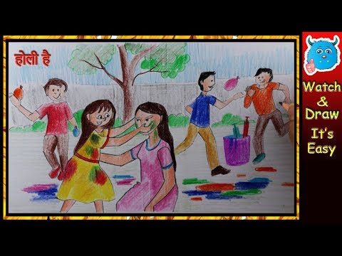 Search Result Indian Festival Drawing Tomclip