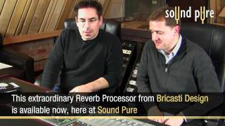 Saxophone Reverb - Bricasti M7 Demo Video