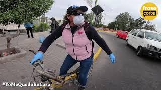 La #bicicleta en tiempos de #Coronavirus.
