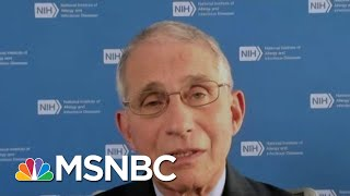 Dr. Fauci: 77,000 New Covid-19 Cases A Day Is 'A Precarious Place To Be' For The U.S. | MTP Daily
