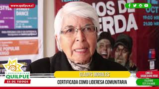 Certificación Lideres Comunitarios