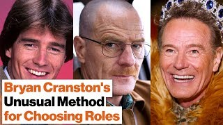 Bryan Cranston's Unusual Method for Choosing His Next Role
