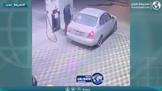 انسرقت سيارته وتصرف