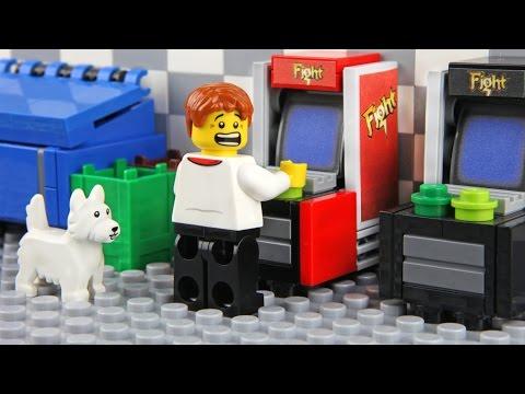 connectYoutube - Lego Arcade Game 5