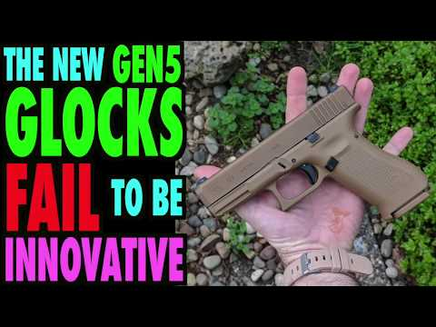 connectYoutube - Glock Gen5 (G19X) FAILS to Innovate