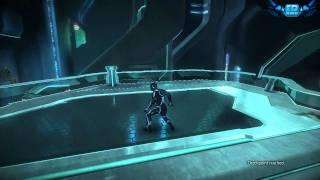 Tron Evolution PC Walkthrough Part 2 Reboot Maximus Settings 720p