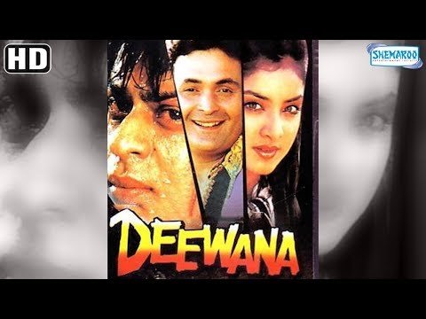 connectYoutube - Deewana 1992 (HD) Hindi Full Movie in 15mins - Shah Rukh Khan, Rishi Kapoor, Divya Bharti