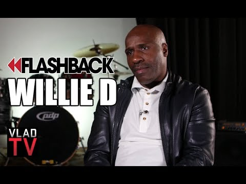 connectYoutube - Flashback: Willie D - If You Don't Respect James Prince, The Next Time You Will