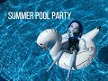 Summer Pool Party-  A MH/EAH stop motion