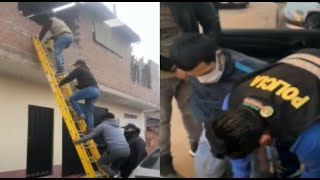 Callao: PNP desarticuló nueve bandas criminales en menos de 48 horas