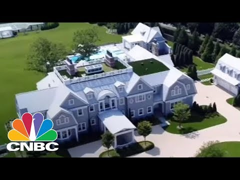 $35 Million Hamptons House Is A Summer Playground   CNBC