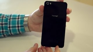 Honor 6 packs powerful hardware and a mid-range price