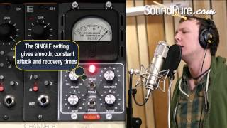 Retro Doublewide Tube Compressor - Part 4: Vocals