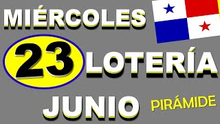Piramide Suerte Decenas Para Miercoles 23 de Junio 2021 Loteria Nacional Panama Miercolito Comprar