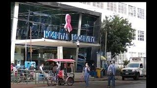El Hospital Roosevelt registra un aumento de pacientes COVID-19
