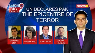 UN declares Pak the epicentre of terror | NewsX - NEWSXLIVE