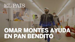 #CORONAVIRUS | OMAR MONTES ayuda sus vecinos del barrio durante la CRISIS