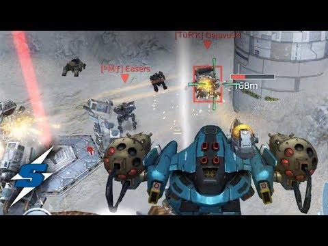 APROVECHA A HOVER con ESTA COMBINACIÓN | SORILOKO War Robots