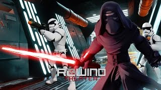What We Learned About The Force Awakens from the Disney Infinity 3.0 Trailer - Rewind Theater