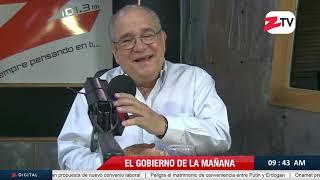 Feris Iglesias: acusamos al Gobierno de trama en las elecciones, hecho desde la FF. AA.