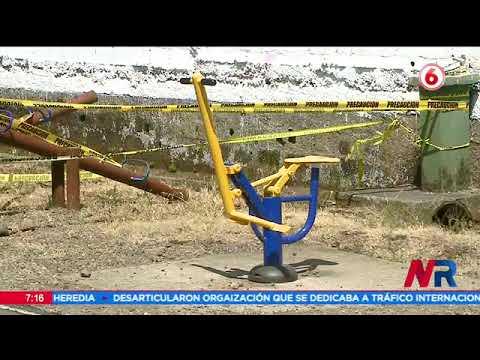 Desaparecieron unos 60 millones de Comité de Deportes de San Rafael de Heredia