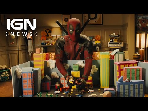 connectYoutube - Deadpool 2 Test Screenings Outscore Original's - IGN News
