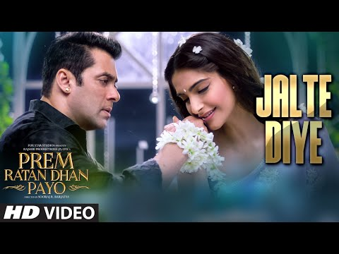 Prem Ratan Dhan Payo - Jalte Diye song