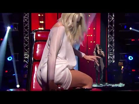 Top 10 Rock performance that made coaches Crazy in The voice Audition 2018